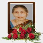 திருமதி லக்ஷ்மி கந்தசாமி – மரண அறிவித்தல்
