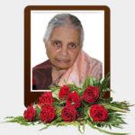 திருமதி சரஸ்வதி நடராஜா – மரண அறிவித்தல்