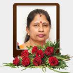 திருமதி பாஸ்கரபவானி இரட்ணகாந்தி – மரண அறிவித்தல்
