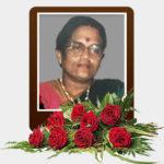 திருமதி புஸ்பராணி மகாராஜா -மரண அறிவித்தல்