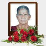 திருமதி நல்லம்மா செல்லையா – மரண அறிவித்தல்