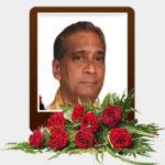 திரு தியாகராஜா பாலேந்திரா – மரண அறிவித்தல்