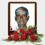திரு வேலுப்பிள்ளை நமசிவாயம் – மரண அறிவித்தல்