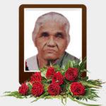 திருமதி பரமேஸ்வரி சிவராசா – மரண அறிவித்தல்