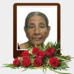 திருமதி திலகவதி இராஜேந்திரம் – மரண அறிவித்தல்