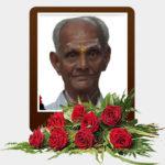 திரு செல்லப்பா தாமோதரம்பிள்ளை – மரண அறிவித்தல்