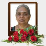திருமதி சிங்கராசா தவமணி – மரண அறிவித்தல்