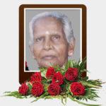 திருமதி இராசம்மா மகேசுரன் – மரண அறிவித்தல்