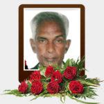 திரு இராமலிங்கம் இரவீந்திரன் – மரண அறிவித்தல்