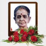 ஸ்ரீமதி சாயாதேவி ஜீவநாதசர்மா – மரண அறிவித்தல்